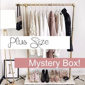 Tops - •PLUS SIZE MYSTERY BOX•